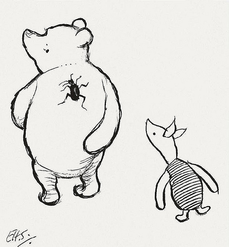 Image Result For Eeyore Coloring Pages